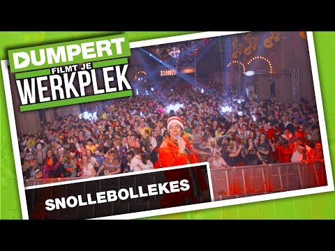 Dumpert Filmt Je Werkplek: Snollebollekes Carnaval-special!