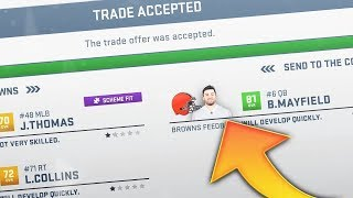 10 Easiest NFL Rookies To Trade For in Madden 19