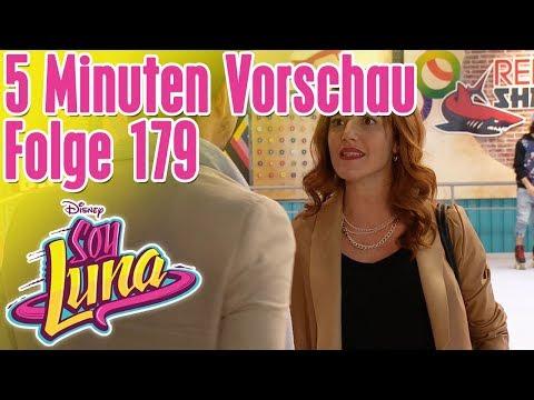 5 Minuten Vorschau - SOY LUNA Folge 179    Disney Channel