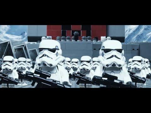 Lego Star Wars The Force Awakens Teaser Trailer 2