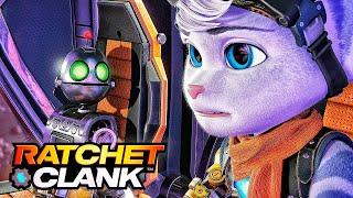 RATCHET & CLANK: RIFT APART #7 - O Planeta da LAVA! | PS5 Gameplay em Português PT-BR