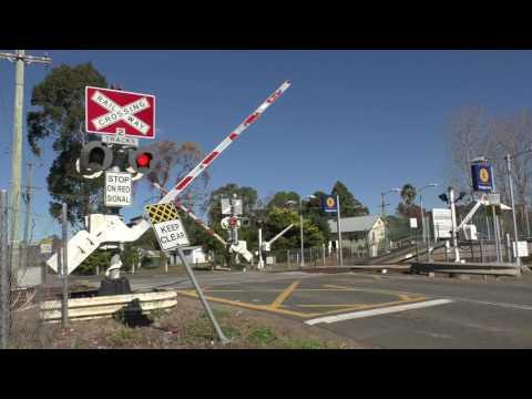 Douglas Park Level Crossing, NSW
