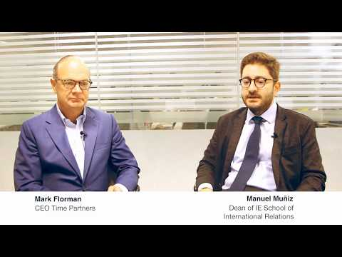Manuel Muñiz in conversation with Mark Florman, CEO Time Partners