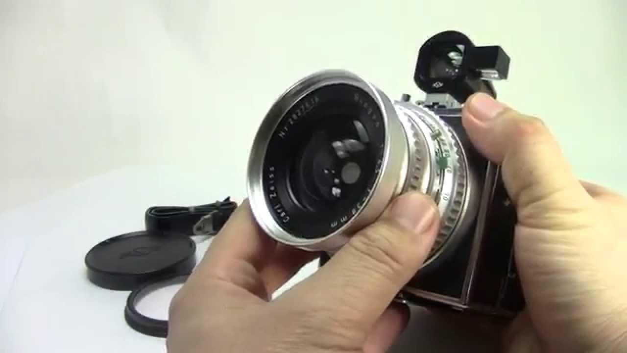 Hasselblad SWC w/ Biogon 38mm [MInt ]