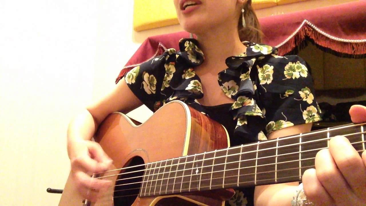 戀するフォーチュンクッキー ギター弾き語り - YouTube