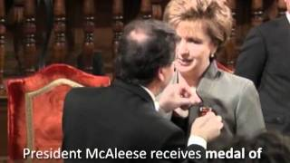 Visit to Spain of President of Ireland Mary McAleese