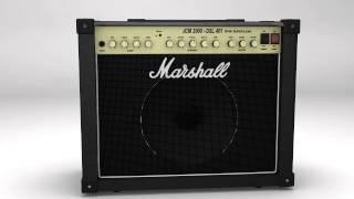 Video Marshall amplifier 3D model video download MP3, 3GP, MP4, WEBM, AVI, FLV Desember 2017