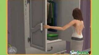 The Sims Life Stories PC trailer