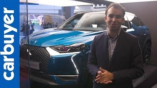 New DS 3 Crossback – Paris Motor Show 2018 – Carbuyer
