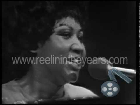 "Aretha Franklin ""Dr. Feelgood"" Live 1968 (Reelin' In The Years Archives)"