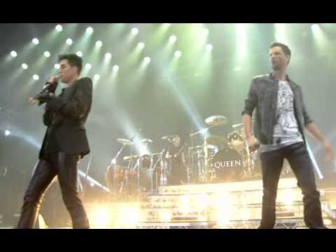 22. Queen & Adam Lambert & Viktor Romanchenco