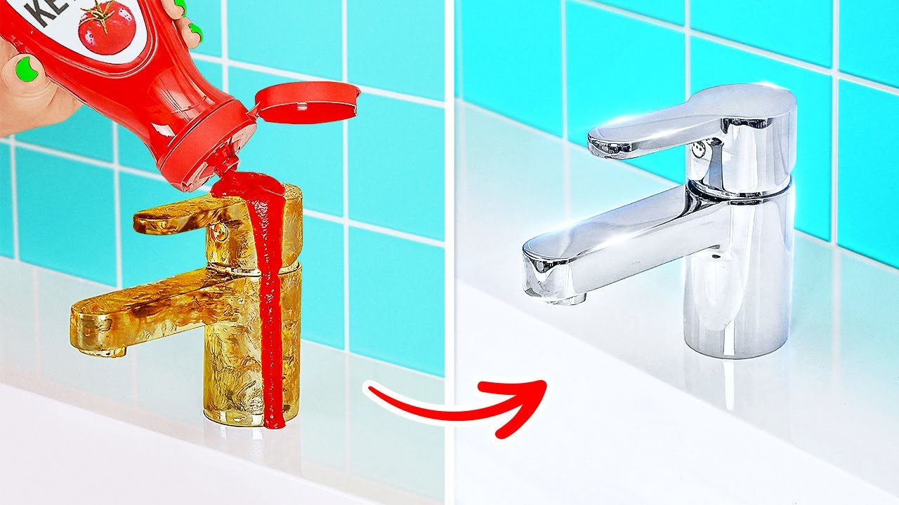 CRAZY TOILET AND BATHROOM HACKS || Funny Hacks To Need You Know by 123GO!