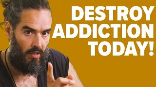 Download lagu Russell Brand: Freedom from Addiction Podcast (Part 1)