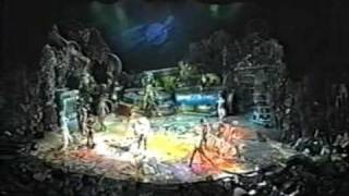 CATS - Berlin 2003 - Der Rum Tum Tugger (John Partridge)
