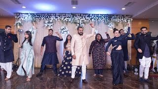 ChashmaRanjan: The groom's dance to Nashe Si Chad Gayi (Song 8)