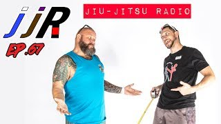 Free Lunches, Dragons and Martial Arts Movies // Jiu-Jitsu Radio // ep.67