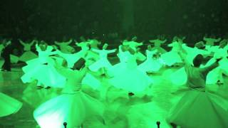 Whirling Dervishes in Konya, Turkey