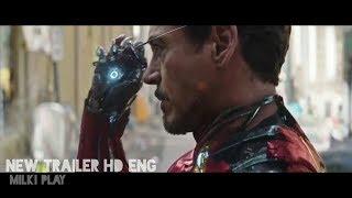 Мстители (Avengers) :война бесконечности новый трейлер на английском (2018)