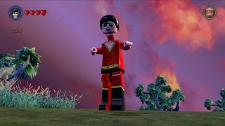 LEGO Batman 3: Beyond Gotham - Plastic Man Free Roam Gameplay [HD]