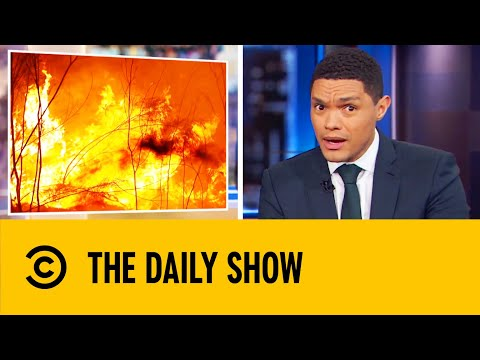 Trevor Noah Narrates The End Of The World | The Daily Show With Trevor Noah