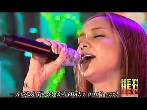 namie amuro tv live 2001-2010