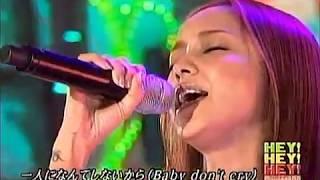 namie amuro tv live 2001-2010 安室奈美恵 検索動画 21