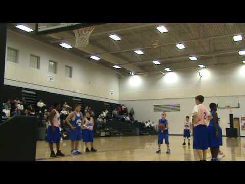 JCTMS vs Ramsey pt5 6th Grade Boys Basketball 11/23/09 Louisville, Kentucky