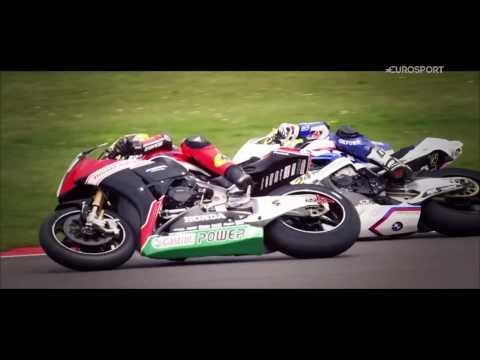 Eurosport present the 2016 MCE British Superbike season montage