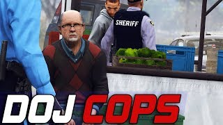 Dept. of Justice Cops #728 - Coked Out Ronny