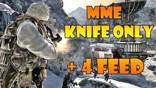 Très joli MME Only Knife + 4 Feed |  Summit | par MisterLeadou | Black Ops