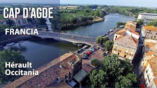 CAP D'AGDE, Francia, Hérault, Languedoc-Roussillon.Visita / Guía ciudad y artesanos.City tour France