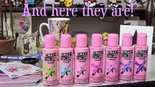 DIY Hair Colour Testing   Crazy Color FINAL RANKING!