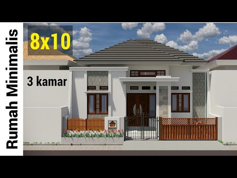 Animasi Construction Rumah 8x10 Youtube