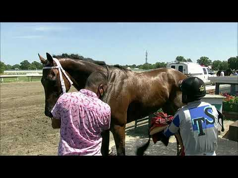 video thumbnail for MONMOUTH PARK 07-25-20 RACE 4