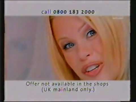 Melinda Messenger Old Advert VHS
