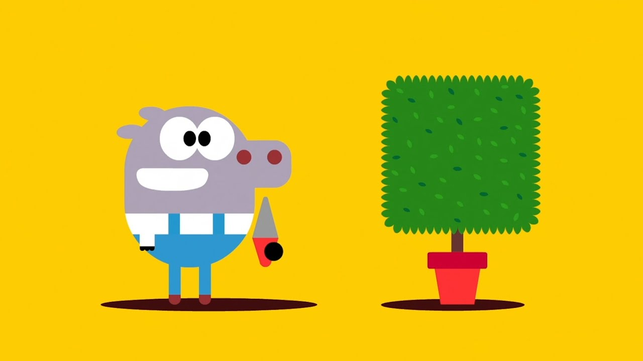 The Topiary Badge | NEW SERIES 3 | Hey Duggee