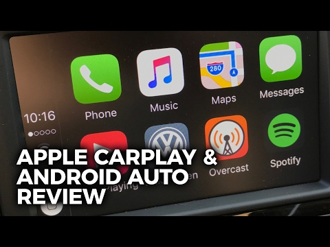 Apple CarPlay & Android Auto Review in my MK7 GTI