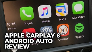 Video Apple CarPlay & Android Auto Review in my MK7 GTI download MP3, 3GP, MP4, WEBM, AVI, FLV Juni 2018