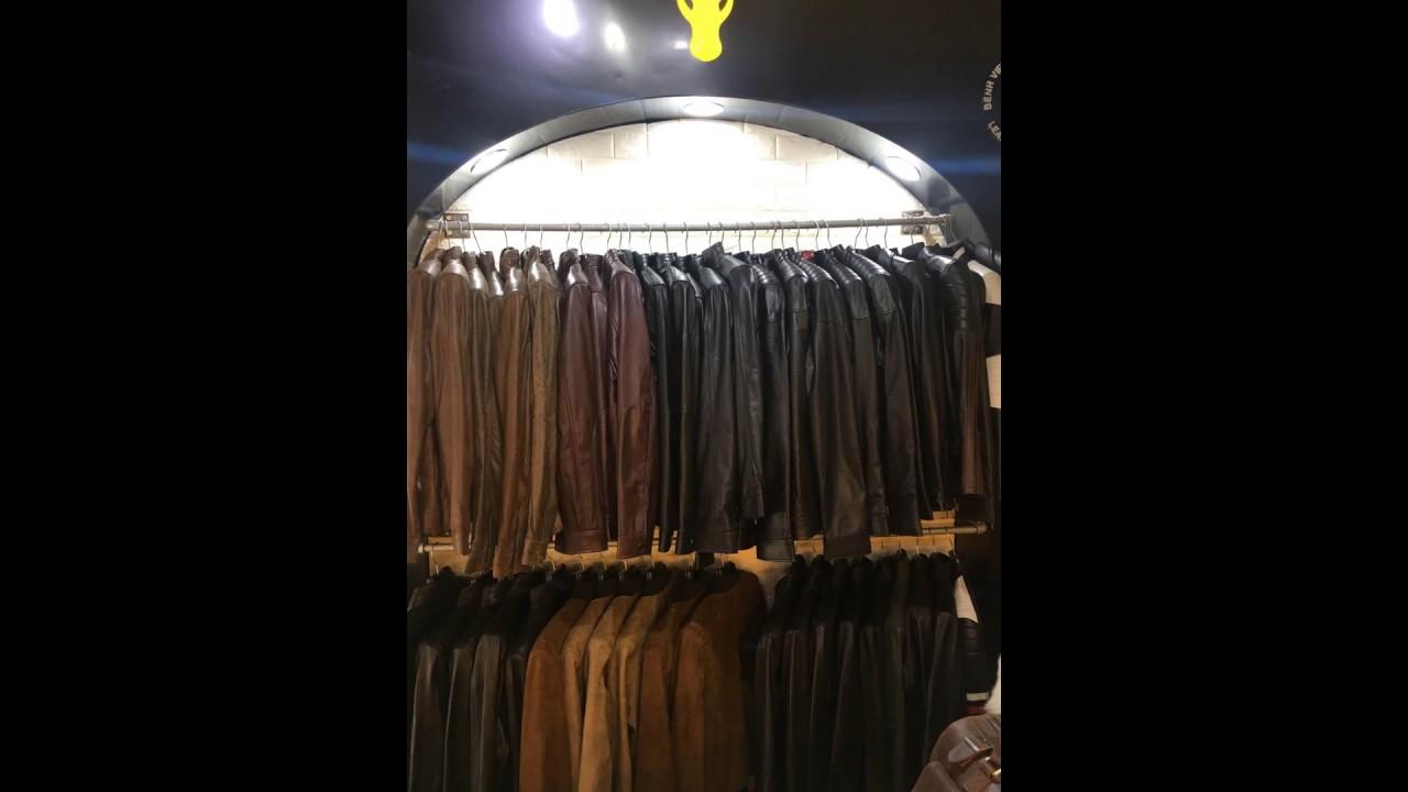shop bán áo da thật tại hà nội