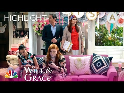 Will & Grace - Will Makes New Friends (Episode Highlight)
