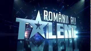 ROMANII AU TALENT 2018 - GABRIEL VIZITIU