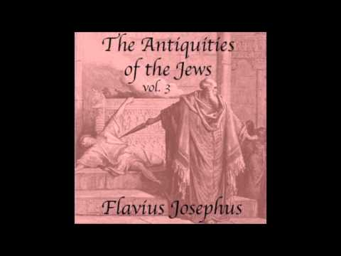The Antiquities of the Jews (FULL Audiobook) by Flavius Josephus - part (2 of 4)