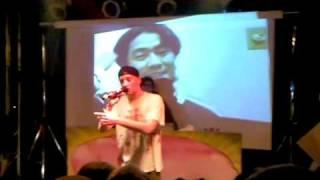 Die Orsons - Kim Kwang Seok  (live in Osnabrück)