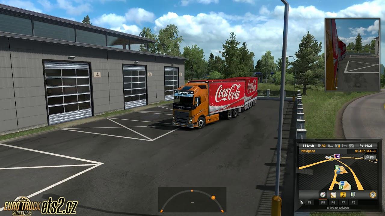 [ETS2] Coca-Cola Devil BDF Tandem