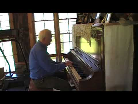 An old upright piano adventure,