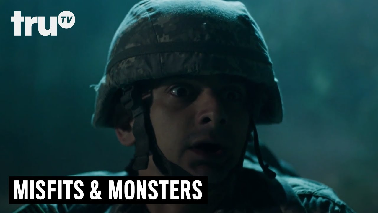 Download Bobcat Goldthwait's Misfits and Monsters - Two Very Special Soldiers | truTV