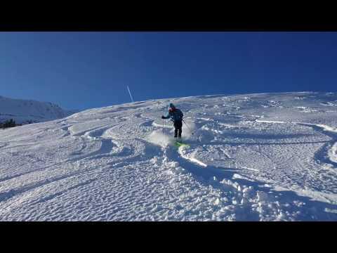 Skitouren Kitzbühler Alpen Lodron Steinbergstein