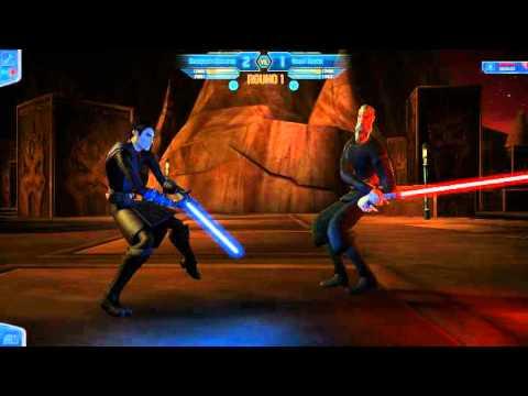 Star Wars The Clone Wars Adventures Anakin Skywalker vs ...