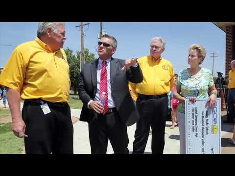 Moore Public Schools receives $500,000 (2014-04-23)