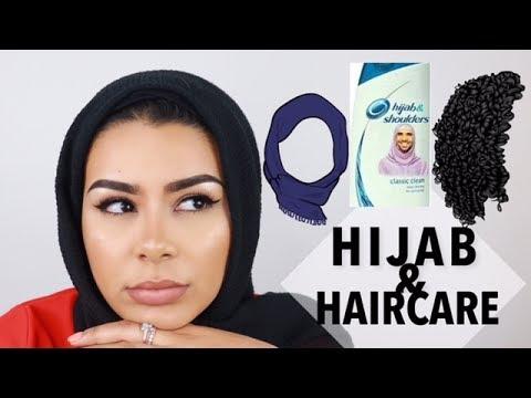 #HabibaTalks: Hair & Hijab, Hair Care Routine, Hairloss, Do's & Don'ts, Treatments   Habiba Da Silva